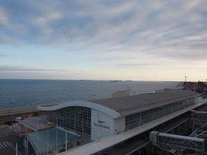 puerto de cruceros barcelona