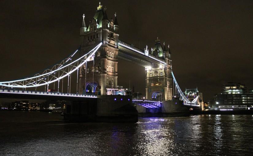 Viaje por Europa: París, Londres y Edimburgo Noviembre 2015