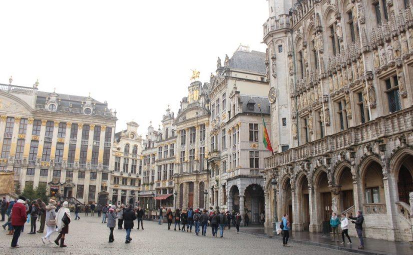 Viaje a Bruselas Enero 2017